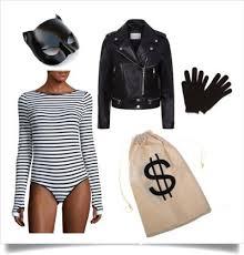 Halloween Burglar Costume 7 Easy Minute Bodysuit Halloween Costumes U2013 Lex Loves Couture