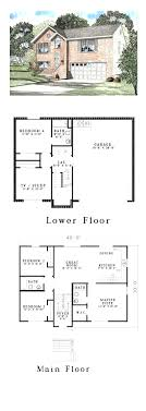split level house plan split house plans corglife