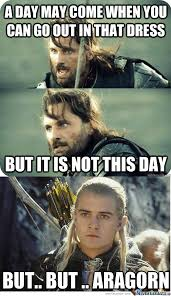 Aragorn Meme - but but aragorn by lixuwolf meme center