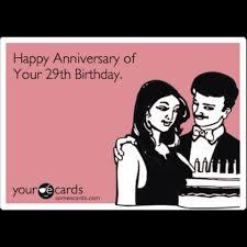 29th Birthday Meme - happy birthday k l i c k k l i c k