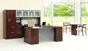 Innovative Mahogany Office Furniture Contemporary Small Office