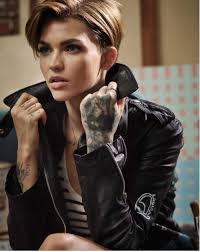 how to get ruby rose haircut ruby rose australian hair ruby rose pinterest ruby rose