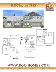 Build On Your Lot Floor Plans Floorplans