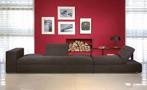 modern furniture living room furniture furniture decoration contemporary black sofas with red