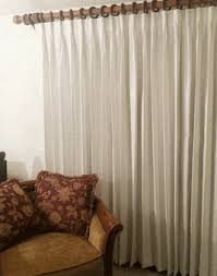 Pinch Pleat Drapery Panels Canton And Rio Pinch Pleat Drapes Rio Ivory Flax Light Blocking