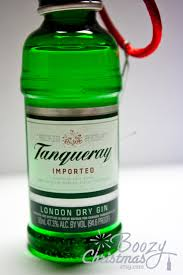 tanqueray gin ornament tanqueray gin themed christmas tree