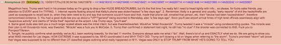 Las Vegas Shooting Victims U0027 by Pol U003eday 100 U003estill No Motive Politically Incorrect 4chan