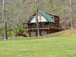 two story log homes riverfront log cabin home two story thr vrbo