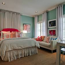 drapes bed design ideas