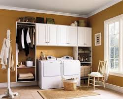 white storage cabinets for laundry room best laundry room ideas