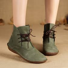 womens boots handmade ankle boots picture more detailed picture about handmade