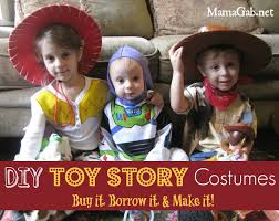 Jessie Woody Halloween Costumes Diy Toy Story Costumes Buy Borrow