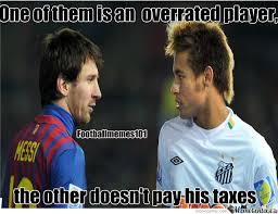 Meme Messi - messi the tax thief by mexlove10 meme center