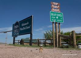 buford the smallest town in america the bill beaver project