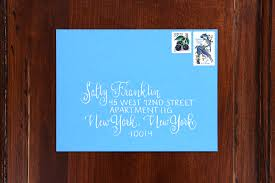 wedding invitations nj sally franklin envelope wedding invitations belles lettres