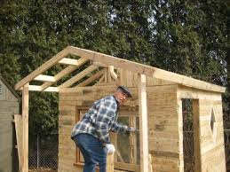 How To Build A Shed Out Of Wooden Pallets by Pallet Playhouse 33 Steps With Pictures