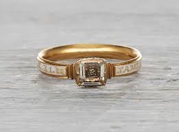 mourning ring best 25 mourning ring ideas on mourning jewelry
