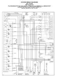 1997 honda civic system wiring diagrams pdf free downloading