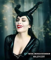 angelina jolie as maleficent makeup tutorial u2013 the jessica harlow blog