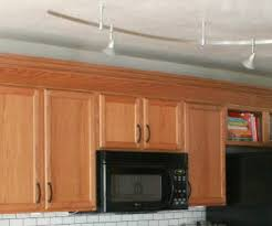Updating Oak Kitchen Cabinets Without Painting Beautiful Kitchen - Crown moulding ideas for kitchen cabinets