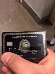 Centurion Card Invitation Til That In Order To Qualify For The Invitation Only Amex Black