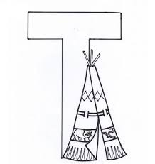 tent alphabet coloring page alphabet coloring pages of