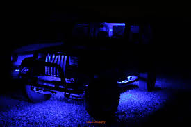 Led Light Strip Car by Jeep