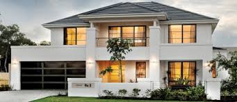 two storey house plans modern story house designs home design