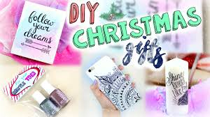 Homemade Gifts For Mom by Diy Easy Christmas Gifts Last Minute Presents For Friends