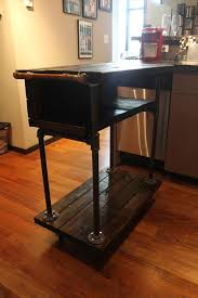 diy kitchen cart pallet kitchen cart table design 101 pallets