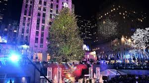 rockefeller christmas tree through the years see photos am new york