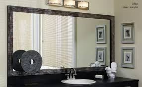 stick on bathroom mirrors frame your bathroom mirror 4 bathroom mirror creative designs