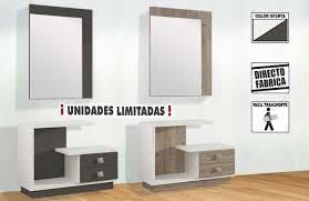 muebles para recibidor ofertas en recibidores en la tienda de muebles mueblesboom
