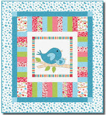 free pattern u003d lovebirds quilt 40 x 44