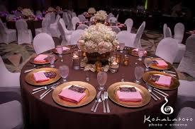 light pink dinner napkins linen rental fees pele s wedding events