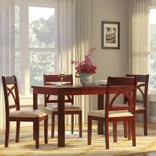 upholstered dining room sets upholstered chairs kitchen dining room sets you ll love wayfair