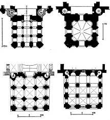 Floor Plan Of A Church by 3 3 1 2 2 The Latin Cross Type Quadralectic Architecture