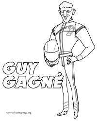 race coloring pages coloring