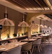 restaurant design inspiration bycocoon hotel design project