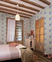 wrought iron beds bedroom farmhouse with gold traditional