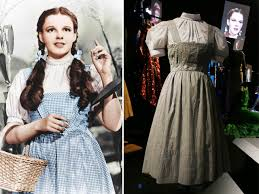 the wizard of oz wizard costume dorothy u0027s u0027wizard of oz u0027 dress could fetch 500k at auction nbc news