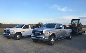 Dodge 3500 Gas Truck - 2016 ram 3500 hd limited top of the line hauler first impression