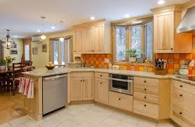 birch wood kitchen cabinets pin on birch cabinet kitchens