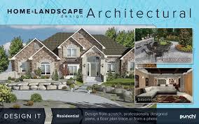 home landscape design architectural series v17 home