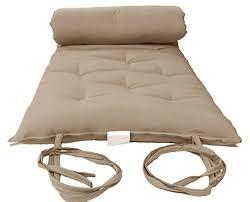 roll up mattress hf4you memory foam mattress topper 2 inch roll