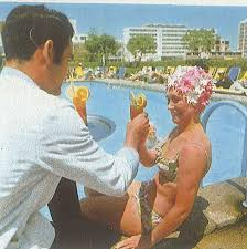retro holidays thomson airways reveals 1960s images daily mail