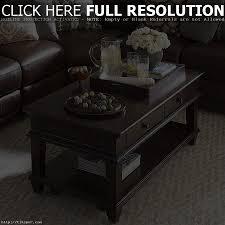 coffee table winning astounding rectangle brown wood coffee table
