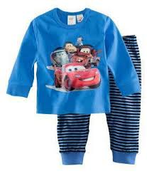 baby boy s fashion mcqueen pajamas child car print pyjamas sleepwear