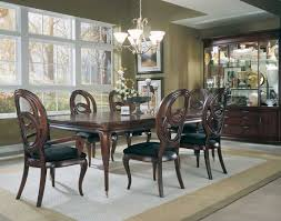 american drew dining room set american drew advocate leg dining collection d852 760 at