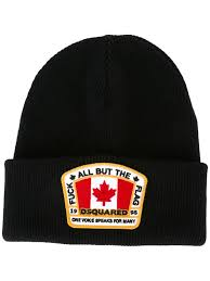 Canadian Flag Patch Dsquared2 Canadian Flag Patch Bere